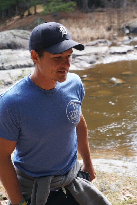 Lake Superior Blue T- SHIRT!