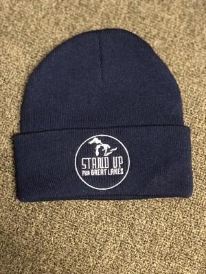 Navy Winter Hat