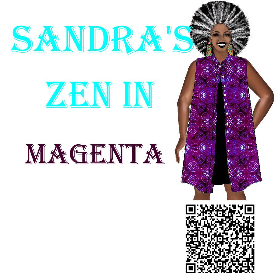 Sandra in Zen