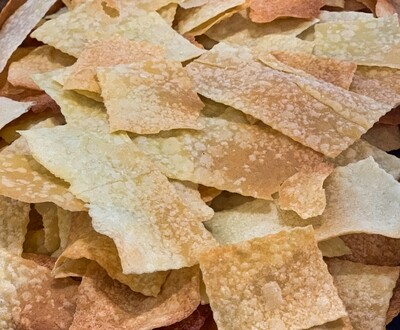 Semola - Hartweizengriess Cracker