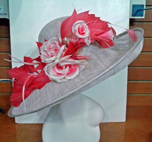 GIO/Champagne Coral Delight Hat