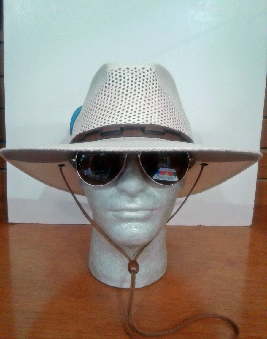 Stetson Vented Panama Outback