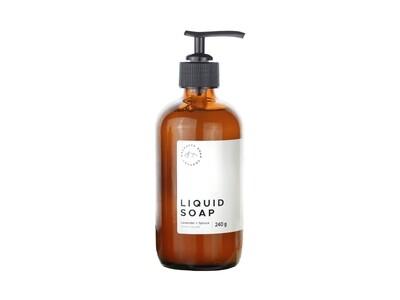 Lavender + Spruce Liquid Soap