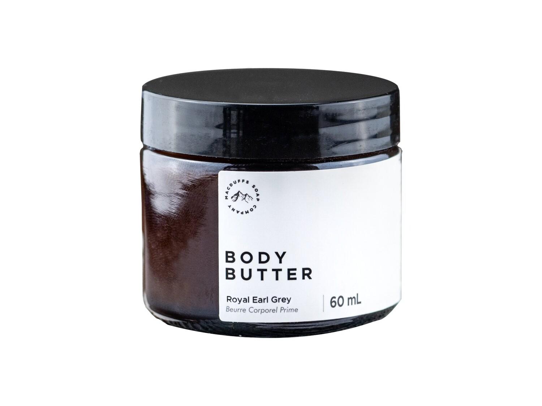 Royal Earl Grey Body Butter
