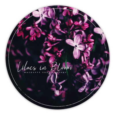 LILACS IN BLOOM SHAVE SOAP (SEASONAL)