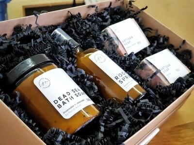 Rosewater Lemonade Gift Pack