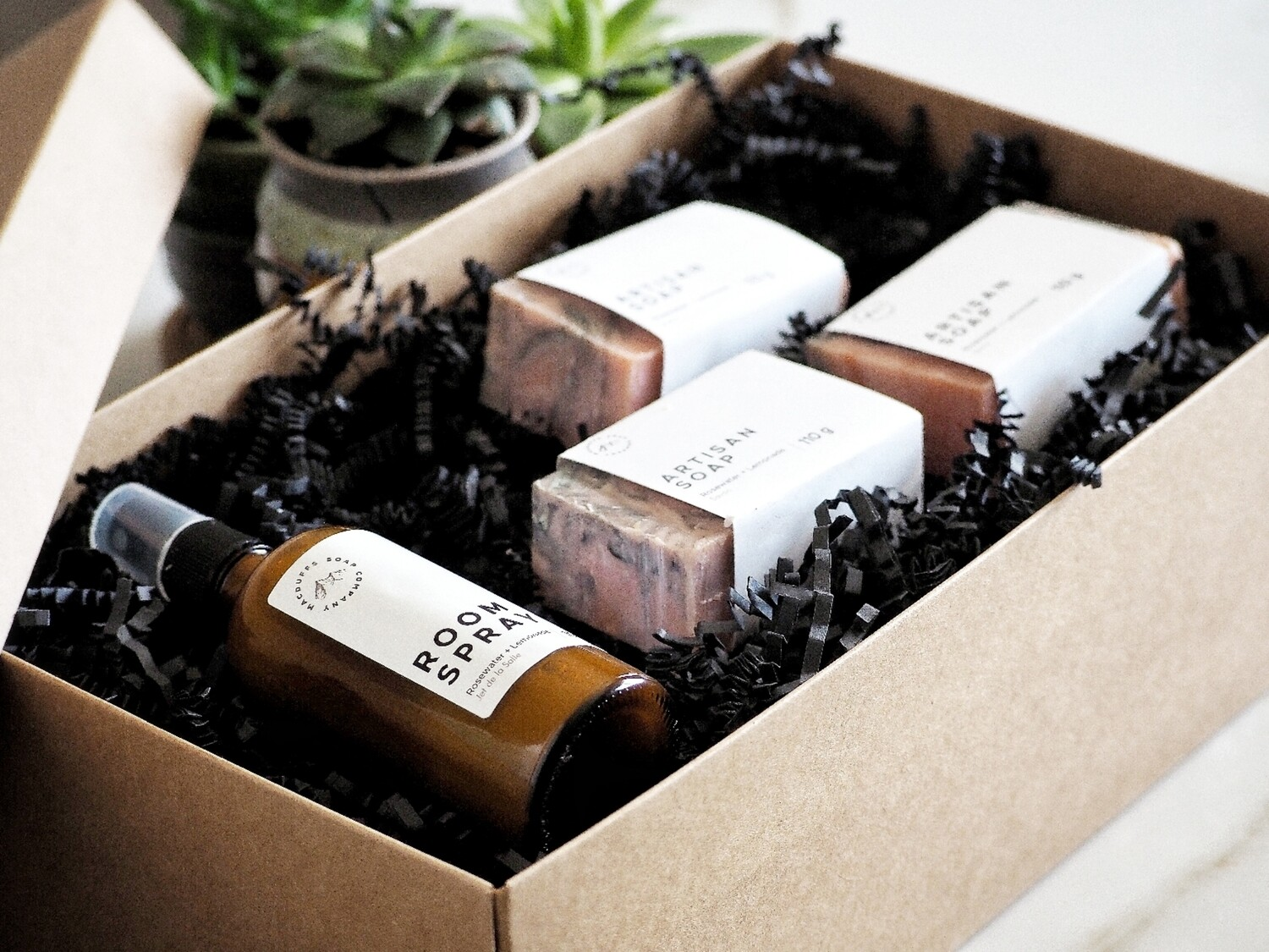Spring Soap And Spray Gift Pack