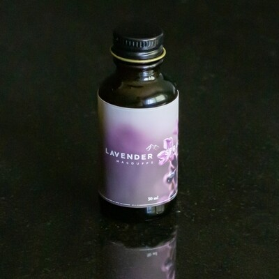 LAVENDER + SPRUCE BEARD OIL