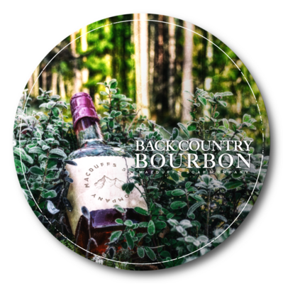 BACKCOUNTRY BOURBON SHAVE SOAP (ETA NOVEMBER)