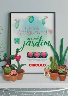 Revista Amigurumi - Especial Jardín #1 (Producto Digital)