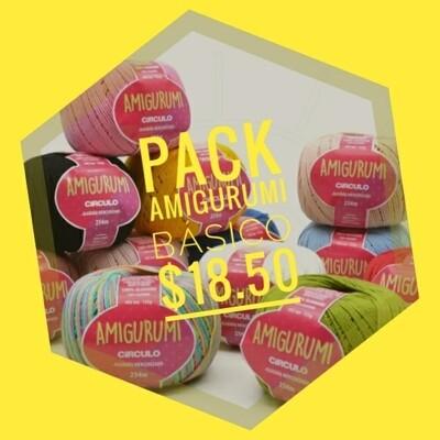 Pack Amigurumi Básico