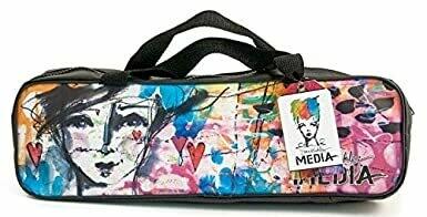 RANGER Dina Wakley Media-Designer Accessory Bag