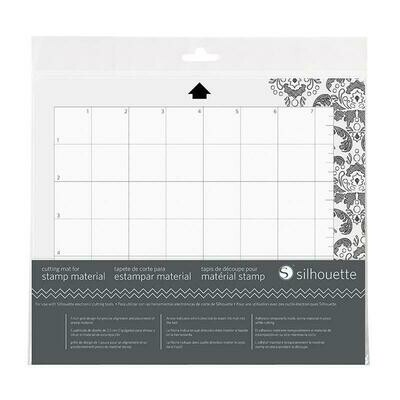 SILHOUETTE cutting mat for stamp material (6