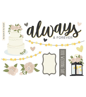 Simple Pages Page Pieces WEDDING
