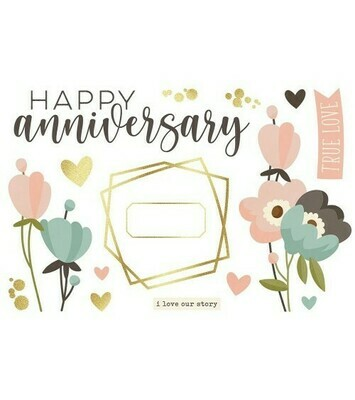 Simple Pages Page Pieces ANNIVERSARY