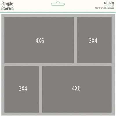 Simple Pages Page Template DESIGN 1