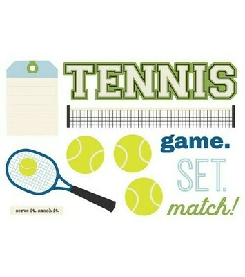 Simple Pages Page Pieces TENNIS