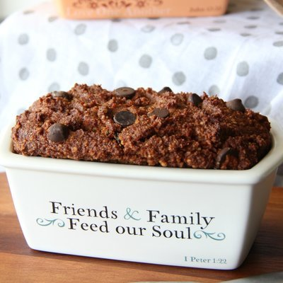 Friends & Family Petite Bread Loaf Dish