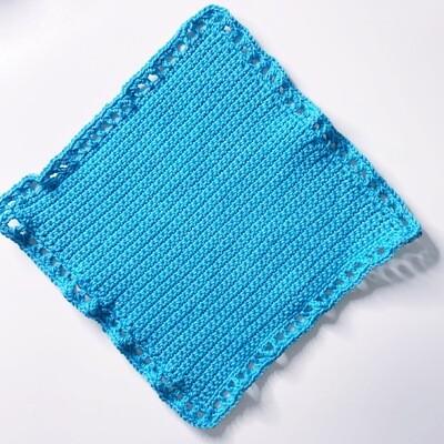 Washcloth Series 2 - Number 8