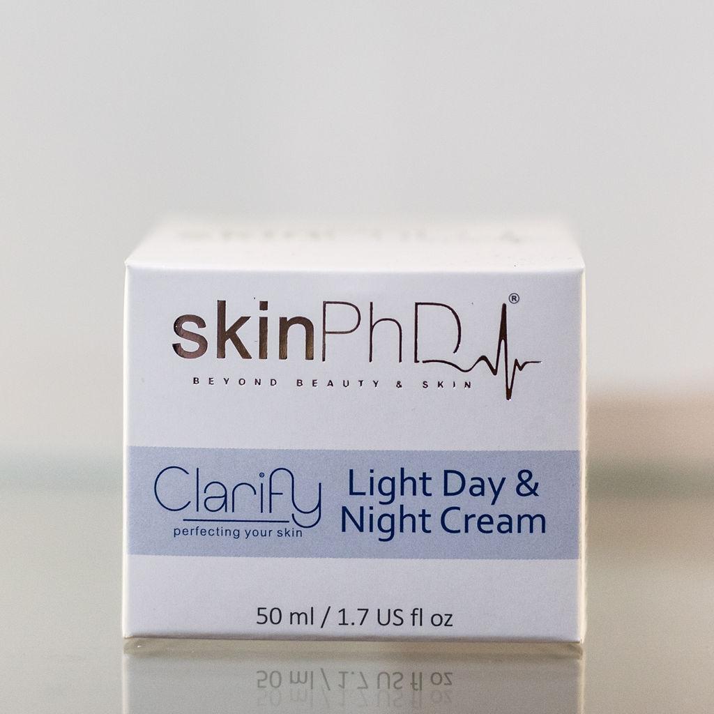 Clarify Light Day and Night Cream PHD2045