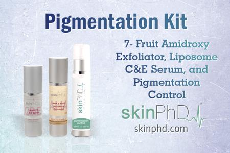 Pigmentation Kit PHDKITPIG