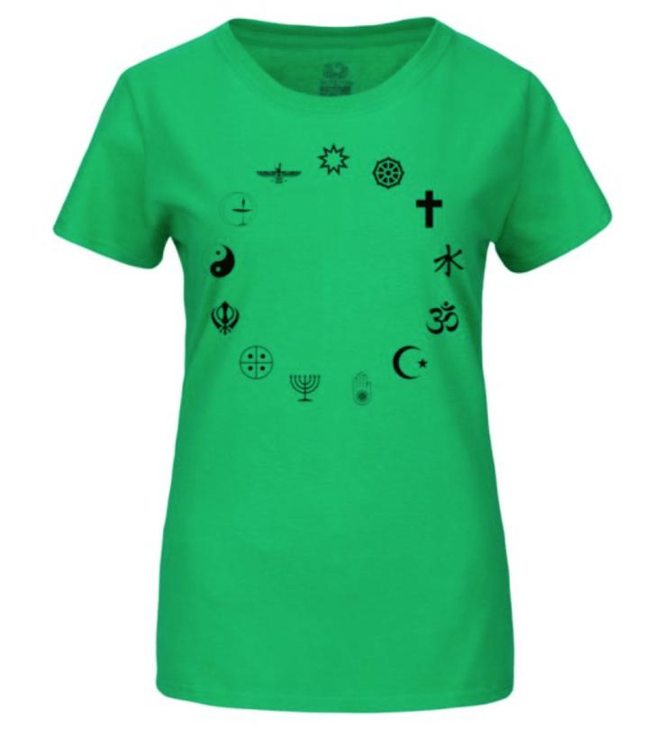 Harmony Women's Basic T-Shirt Medium