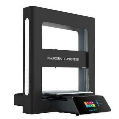 JGAURORA A5/A5S Upgraded DIY 3D Printer Kit 305*305*320mm Printing Size Support Power Failure Resume Filament Run-out Detection with 2.8-inch Colorful Touchscreen