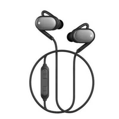 ROCK SPACE Graphene Drivers bluetooth Earphone Headphone Sport IPX4 Sweatproof Magnetic HiFi