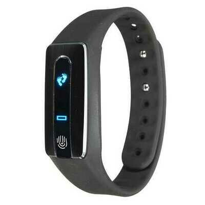 HB02 Waterproof bluetooth Bracelet Sports Fitness Tracker Smart Wristband