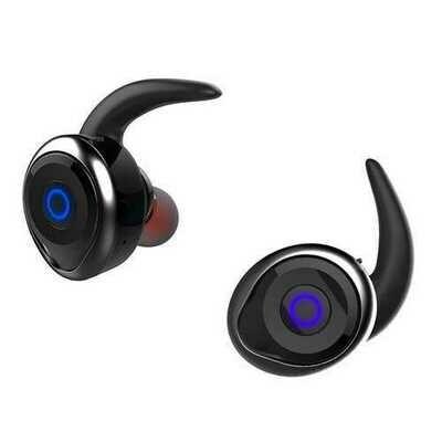 [True Wireless] Awei T1 TWS Dual bluetooth Earphones IPX4 Waterproof Headphone for iPhone 8 8plus X