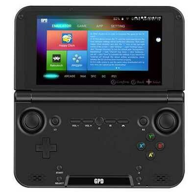 Original Box GPD XD Plus 4+32G ROM MT8176 Hexa Core Android 7.0 OS Tablet GamePad