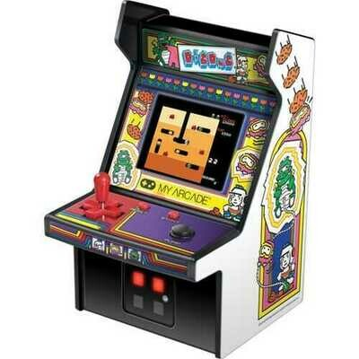 My Arcade Dig Dug Micro Player (pack of 1 Ea)