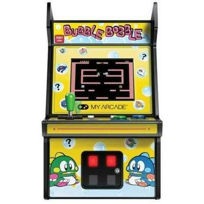 My Arcade Bubble Bobble Micro Player (pack of 1 Ea)