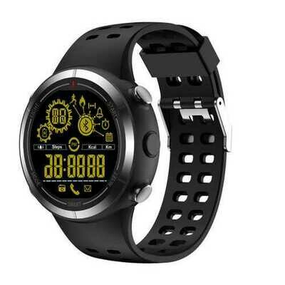 Bakeey EX32 5ATM Waterproof Long Standby Pedometer Sport bluetooth Smart Watch For IOS Android