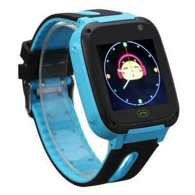 Waterproof GPS Tracker SOS Call Children Smart Watch for Android IOS iPhone