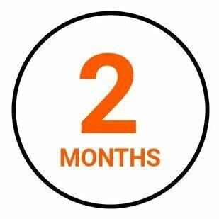 2 Month $1.00 Membership - Single Store