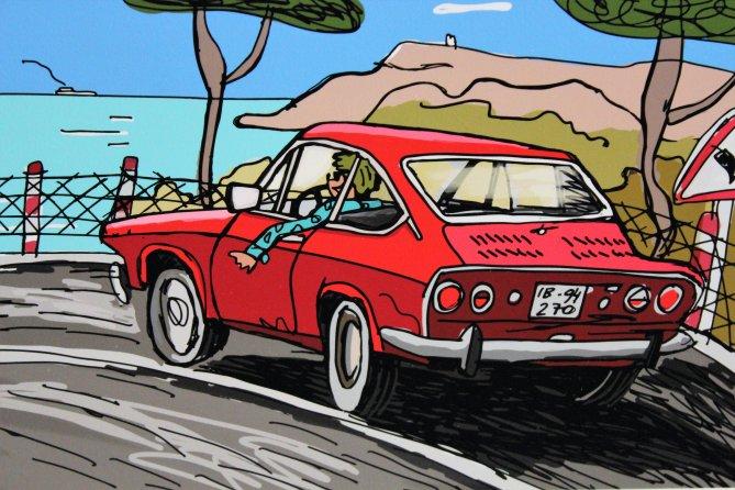 Javier Mariscal - 850 coupé 00212
