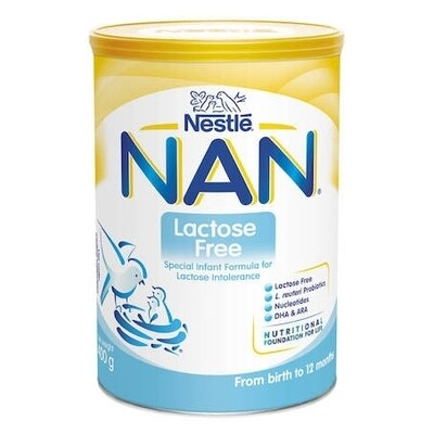 NAN Lactose Free Milk Powder