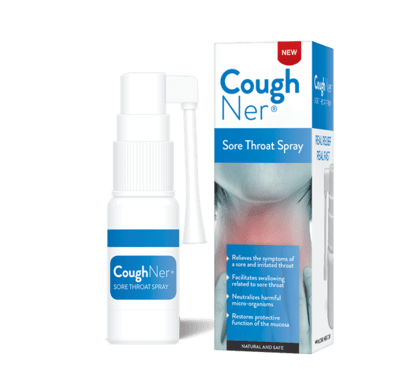 Coughner Throat Spray (30ml)