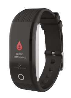 iDOCWATCH - ​Heart Rate, Blood Pressure & Fitness Tracker