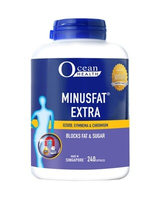 Minus FAT Extra (240 Tablets)