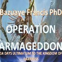 OPERATION ARMAGEDDON (It's an ebook not hardcover)