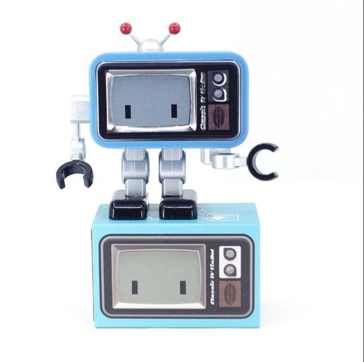 Classic TV Tinbot