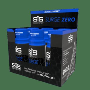 SiS Surge Zero Shot, Ежевика (Упаковка 6 шт)