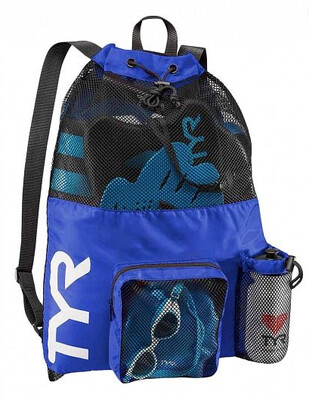 Сетка-рюкзак TYR BIG MESH MUMMY BACKPACK