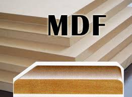 MDF - Accesorios