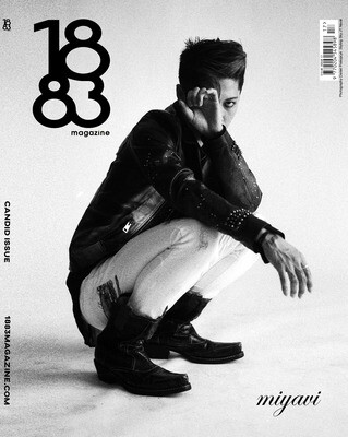 1883 Magazine Candid Issue Miyavi