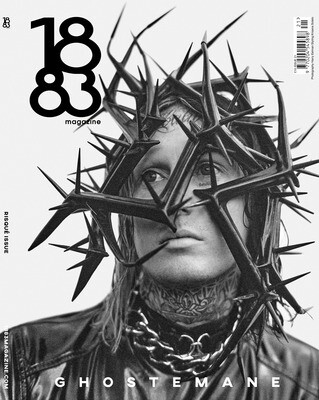 1883 Magazine Risqué Issue Ghostemane