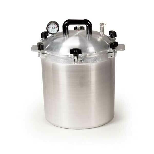 All American 25 Quart Stovetop Sterilizer