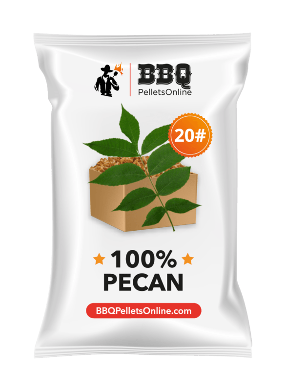 100% Pecan BBQPelletsOnline BBQ Pellets